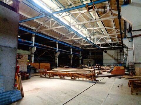 Сдам складское помещение 2120 кв.м, м. Звездная - Фото 2