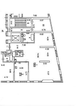 Продается квартира ЖК Дом на Мосфильмовской ул.Мосфильмовская д.8 - Фото 1