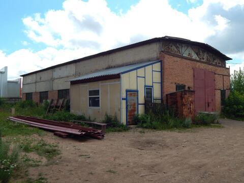 Складское-производственное помещение на Витебском шоссе 400 кв.м. - Фото 4