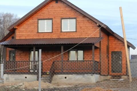 Дом с участком Истьинская Ривьера Жуковского района крайний к лесу - Фото 1