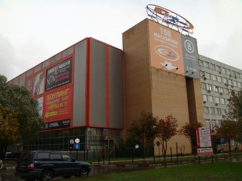 Продажа офиса, м. Кунцевская, Сколковское ш. - Фото 1