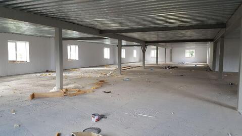 Новое производственное здание 2600 кв.м в Иваново - Фото 5