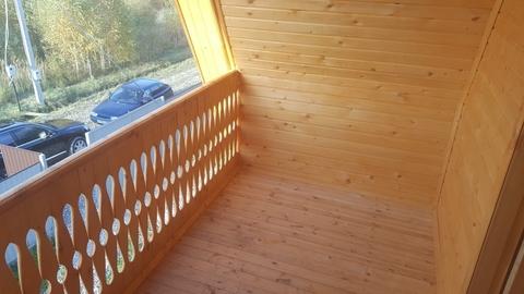 Продаю новый уютный брусовой дом