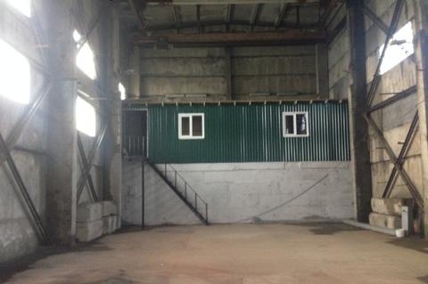 Аренда склада-производства м Речной вокзал - Фото 1
