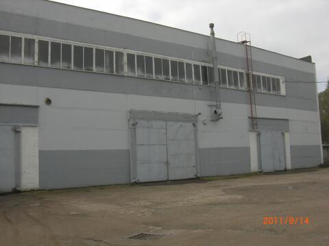 Производственное помещение в Обнинске на Киевском шоссе - Фото 1