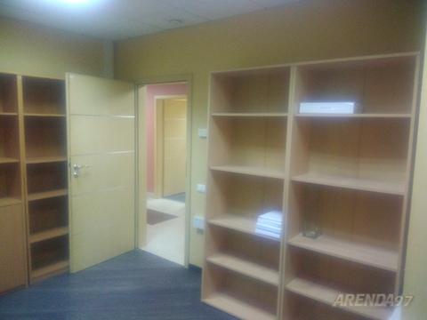 Сдам офис с мебелью москва михайловский проезд 3с66 - Фото 3