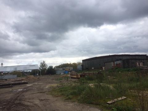 Аренда земельного участка с производственно-складским помещением - Фото 3