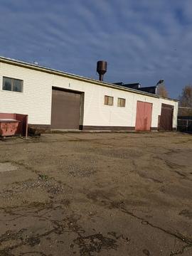 Производственно - ремонтная база - Фото 2
