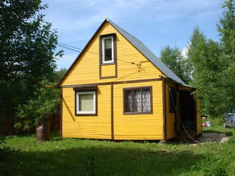 Садовый дом и земельный участок - Фото 1