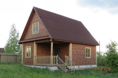 Дача на участке 15 соток, СНТ Ласточка - Фото 1