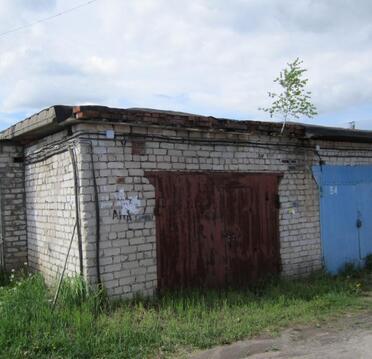 Кирпичный гараж в Калуге - Фото 1