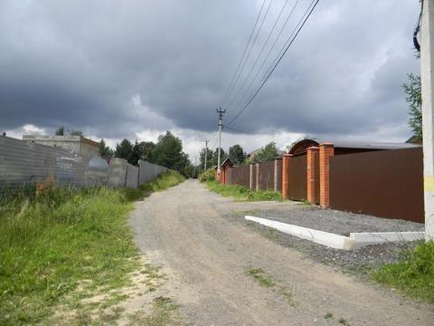 Участок 25 сот. , Боровское ш, 18 км. от МКАД. - Фото 2