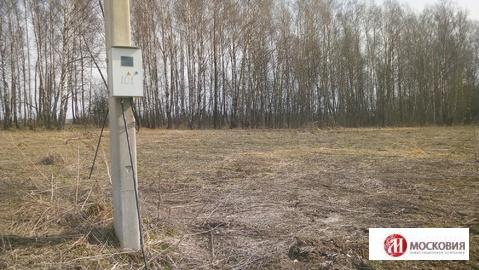 Участок 12 соток в Новой Москве 30км от МКАД по Калужскому шоссе - Фото 1