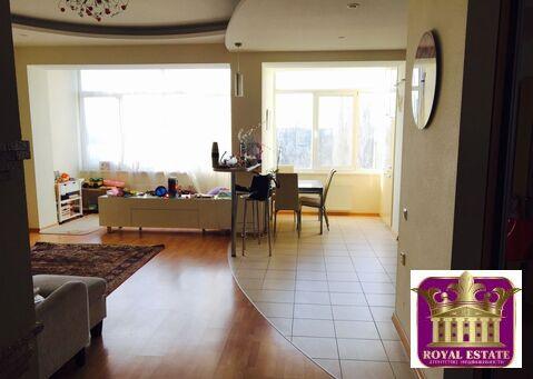 Сдам 3-х комнатную просторную 120 м2 квартиру с евроремонтом - Фото 5