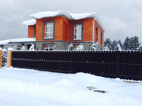 Дом 210кв.м. под ключ. Киевское ш. 12млн. - Фото 3