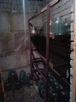Продам погреб в Заводском районе на 1-м Жилучастке - Фото 1