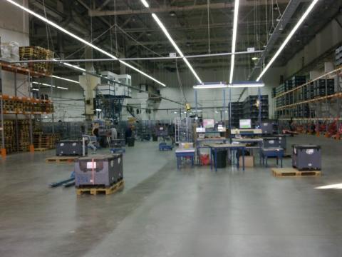 Продажа производство-склада 11300 кв.м. ул.Подъемная - Фото 5