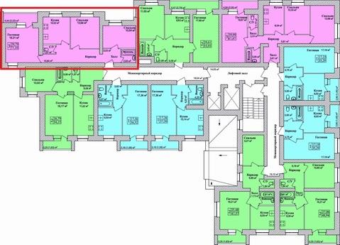 Продается новая 3х-комнатная квартира в кирпичном доме - Фото 2