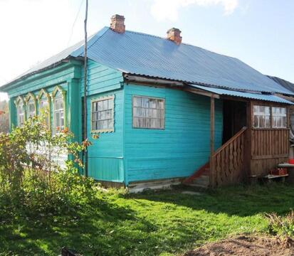 Дом в д.Соломино , Клепиковского района, Рязанской области. - Фото 1