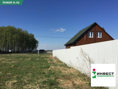 Продажа участка, Симоново, Заокский район - Фото 5