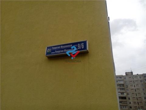 3-к квартира, 76,5 м, 17/17 эт. Мушникова 96 - Фото 2