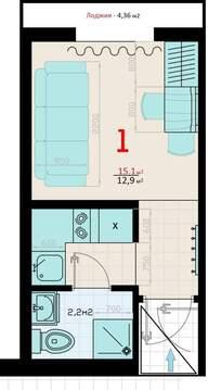 Продам 1 комнатную квартиру в Уфе - Фото 5