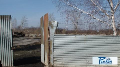 Продается производственная площадка (база) в г. Новомосковск - Фото 1