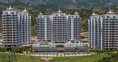 Апартаменты azura park, Алания - Фото 3