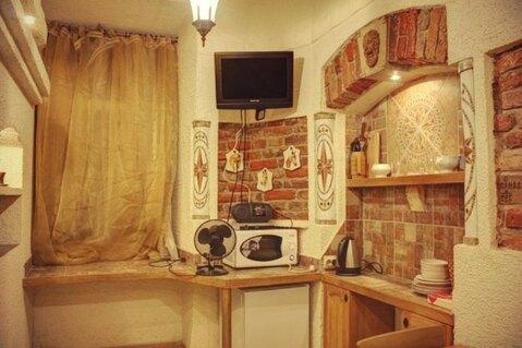 Продается апартаменты оборудованное в студию-номер гостиничный типа в - Фото 4