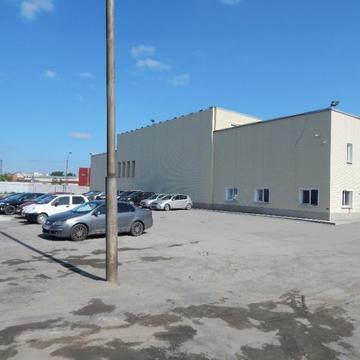 Аренда склада 3422 кв.м. - Фото 2