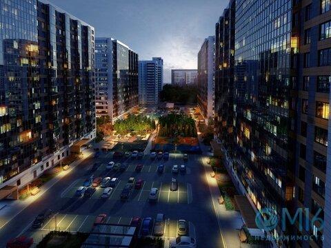 Продажа 1-комнатной квартиры в Московском районе, 45.06 м2 - Фото 3
