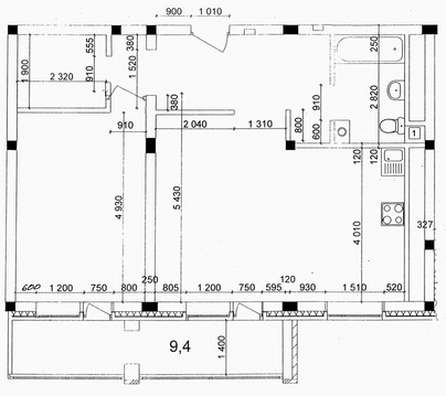 Продам: 2 комн. квартира, 73 кв.м, Саров - Фото 2