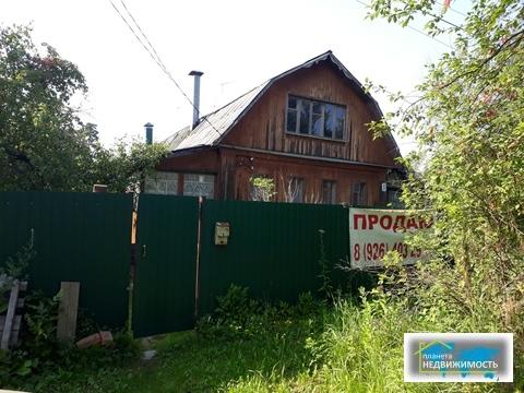 Дом с участком 9 соток в Дедовске, ИЖС, все городские коммуникации. - Фото 1