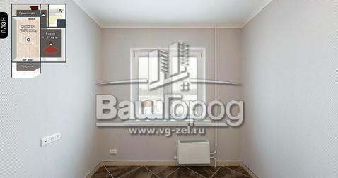 1-комнатная квартира в ЖК Зеленоградский вторичное жилье - Фото 5