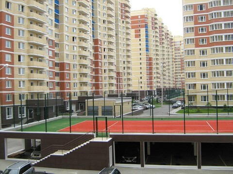 1-комнатная квартира в ЖК Любимое Домодедово, к 6. - Фото 4