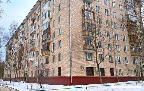 Продается квартира, , 65м2, Купить квартиру в Москве по недорогой цене, ID объекта - 317703123 - Фото 1