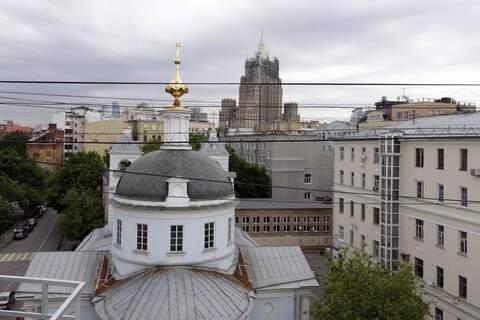 Продажа особняка в Золотой Миле, м.Смоленская - Фото 4
