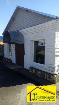 Продам здание под Магазин или Кафе в Шаховской - Фото 1