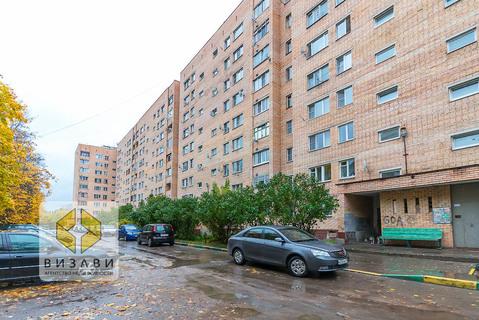 1к квартира 36,2 кв.м. Звенигород, до Поречье, д. 7 - Фото 1