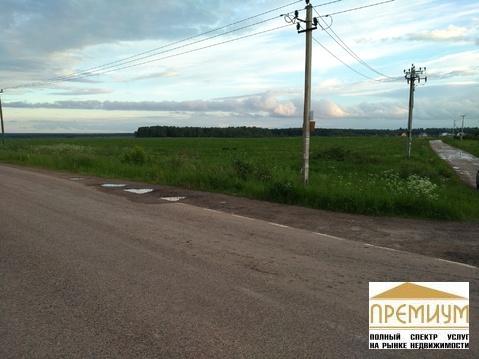 Участок 14 соток в д. Гридюкино 80 км от МКАД по м4 или Симферопольке - Фото 2