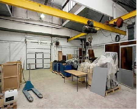 Маленький склад на Авиамоторной - Фото 3