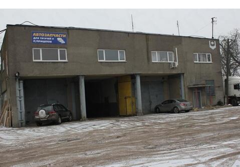Производство 2700 м2 Черняховск - Фото 3