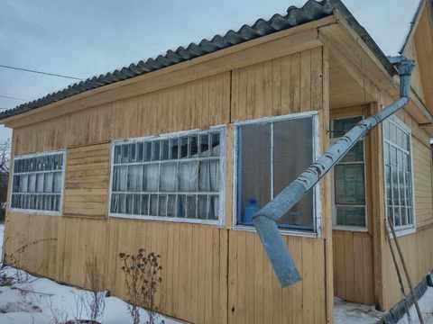 Утепленный, крепкий дачный дом на участке 5 соток в СНТ Анис - Фото 1