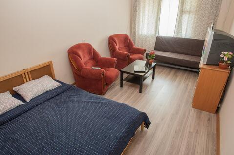 1-комнатная квартира в 5 мин пешком от метро Академическая - Фото 1