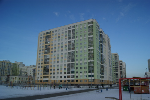 Екатеринбург, академический, 3-Х ком. кв. 5 эт. краснолесья, 117 - Фото 2