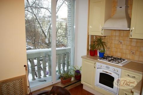 Очаровательная квартира в аренду Земляной вал, дом 48б - Фото 1