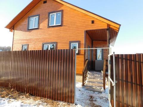 Дом в Совхозе Победа Жуковского района Калужской области с газом озеро - Фото 2