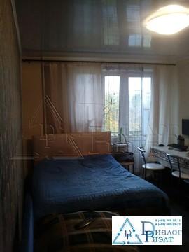 Продается двухкомнатная квартира в пешей доступности о метро - Фото 1