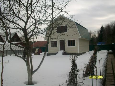 Эксклюзив. Продаются два дома с баней в СНТ в деревне Верховье, ПМЖ. - Фото 3