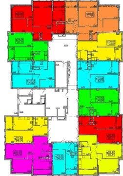 3-к квартира в строящемся доме - Фото 3